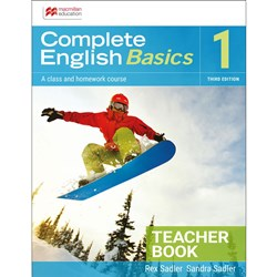 Complete English Basics 1 Teacher Resource Book 3e