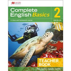 Complete English Basics 2 Teacher Resource Book 3e
