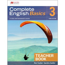 Complete English Basics 3 Teacher Resource Book 3e