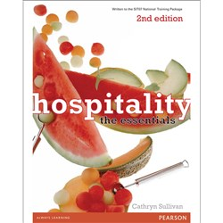 Hospitality: the Essentials 2e