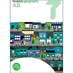 Pearson Geography 7 Activity Book