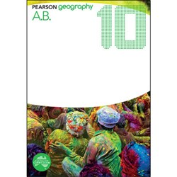 Pearson Geography 10 Activity Book