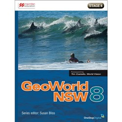 GeoWorld NSW 8 + OneStopDigital