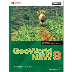 GeoWorld NSW 9 + OneStopDigital