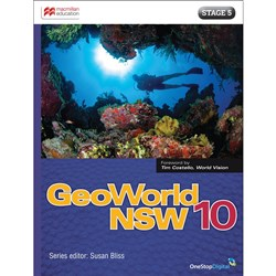 GeoWorld NSW 10 + OneStopDigital