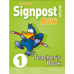 Australian Signpost Maths NSW 1 Teacher