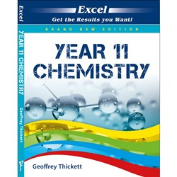 Excel Study Guide Year 11 Chemistry