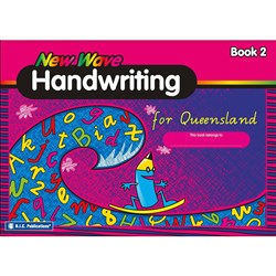 New Wave Handwriting QLD Book 2 (Ages 6-7)     RIC-1176Q
