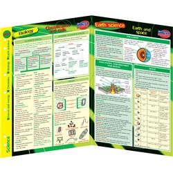 RIC Essentials - Secondary Science Chart 1      RIC-6842