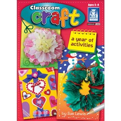 Classroom Craft BLM Ages 5-8 RIC-6595