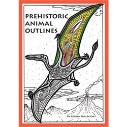 Prehistoric Animal Outlines MP-1412