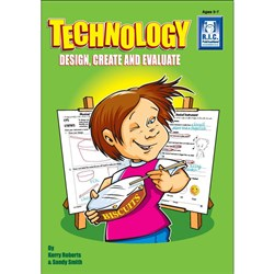 Technology: Design, Create and  Evaluate Lower Primary BLM