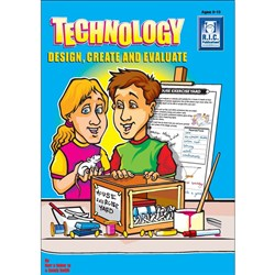 Technology: Design, Create and Evaluate Middle Primary BLM