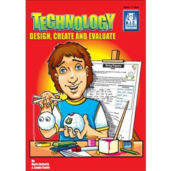 Technology: Design, Create and Evaluate Upper Primary BLM