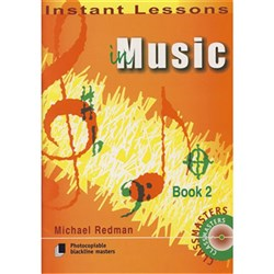 Instant Lessons in Music Book 2