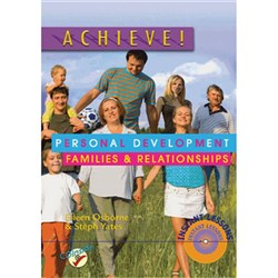 Achieve! Personal Development - Families & Relationships
