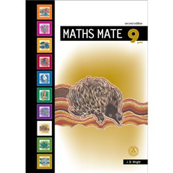 Maths Mate 9 Gold Student Pad 2e