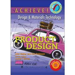 Achieve! Design & Materials Tech - Product Design