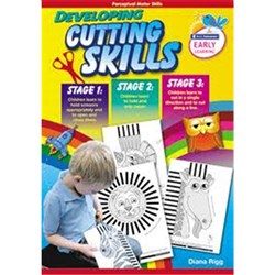 Developing Cutting Skills Stage 1-3     RIC-6596