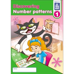 Discovering Number Patterns 1 Ages 6-7  RIC-6100