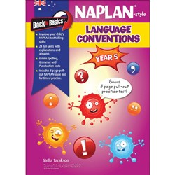 Back to Basics NAPLAN-style Yr 5 Language Conventions