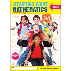 Starting Point Mathematics Year 2     RIC-6139