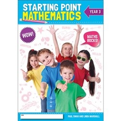 Starting Point Mathematics Year 3     RIC-6140