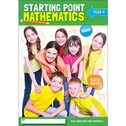 Starting Point Mathematics Year 4     RIC-6141