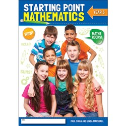 Starting Point Mathematics Year 5     RIC-6142