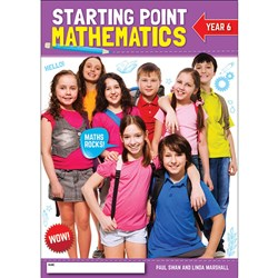 Starting Point Mathematics Year 6     RIC-6143