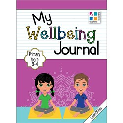 My Wellbeing Journal Yrs 3-4