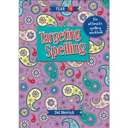 Targeting Spelling Book 5