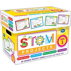 STEM Projects: Year 1 RIC-6178