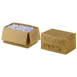 Rexel Shredder Paper Bags Recyclable to suit Auto+100X
