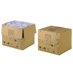 Rexel Shredder Paper Bags Recyclable to suit Auto+500X