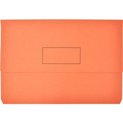 Slimpick Wallet Foolscap Orange