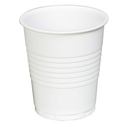 Marbig Disposable Plastic Cups 200ml