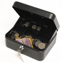 Rexel Cash Box Medium