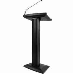 Denon Pro Lectern with Active Speaker Array