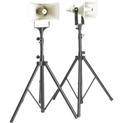 Extension Horns Dual Pack Incl Stands & Cables