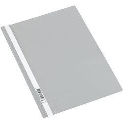 Economy Managers Flat File A4 Grey