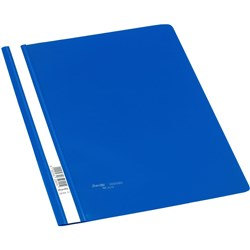 Economy Managers Flat File A4 Light Blue