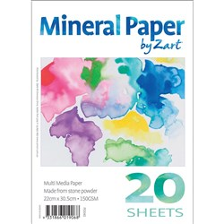 Mineral Paper A4 Pad