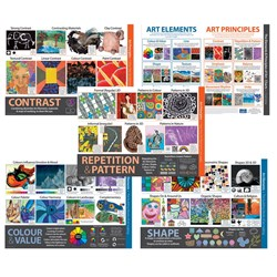 Charts - Elements and Principles of Art