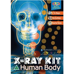 Human Body X-Ray Kit