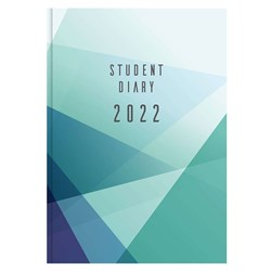 Diary Student A5 SC37 2018 Edition