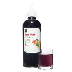 EC Fun Dye 500ml Black