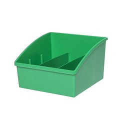 Plastic Reading Tub Green
