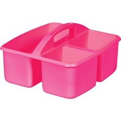 Small Plastic Caddy Magenta