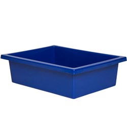 Tote Tray Dark Blue